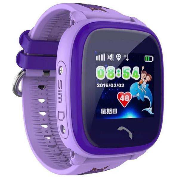 Ağıllı saat Wonlex GW400S Purple