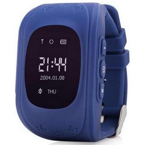 Смарт-часы Smartwatch Wonlex Q50 Dark Blue
