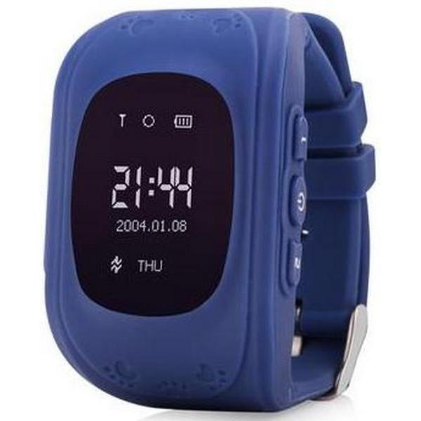 Smart saat Smartwatch Wonlex Q50 Dark Blue