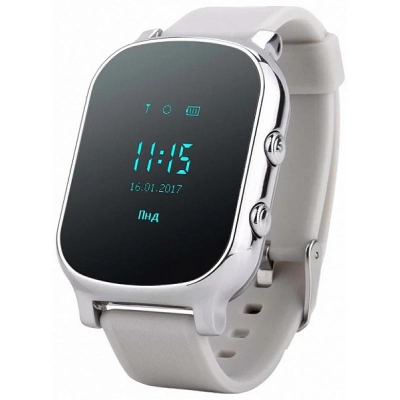 Smart saat Wonlex GW700 Silver