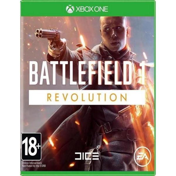 Игра XBOX ONE - Battlefield 1: Revolution (2016)
