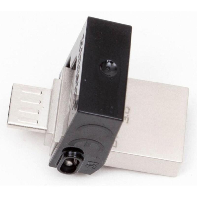 USB-Флешка Kingston 16GB DT MicroDuo USB 3.0 + microUSB (Android/OTG)