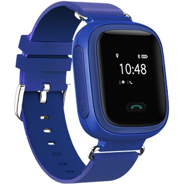 Ağıllı saat Wonlex GW100 Dark Blue