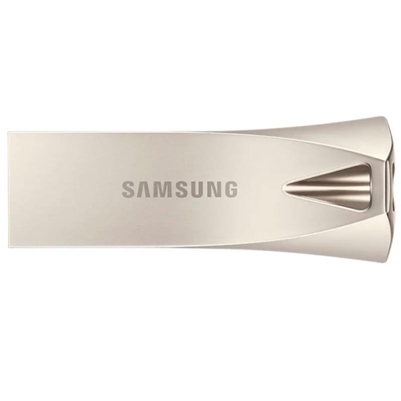 USB-флешка Samsung USB 3.1 Flash Drive Bar Plus 64GB Silver