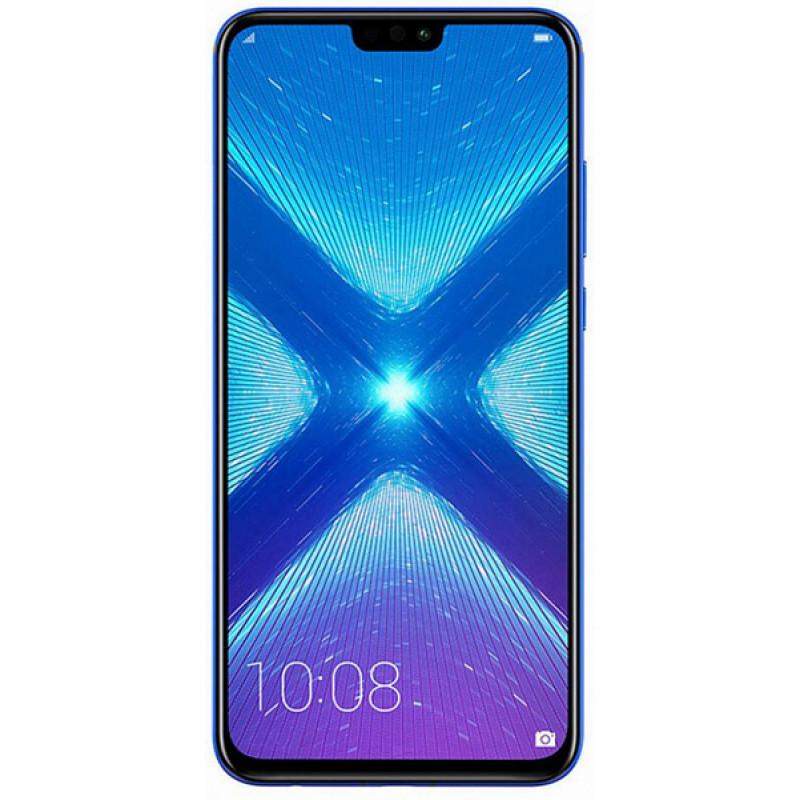 Телефон Honor 8X 4GB/64GB Blue