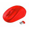Беспроводная мышь Trust Primo Wireless Mouse - sum red (22138)