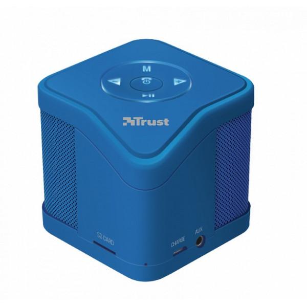 Portativ Akustik Trust Urban MUZO Wireless Speaker - blue (21702)