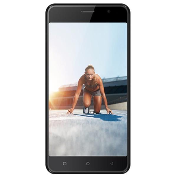 Telefon Jinga Start 1GB/8GB 3G Dual Sim Black