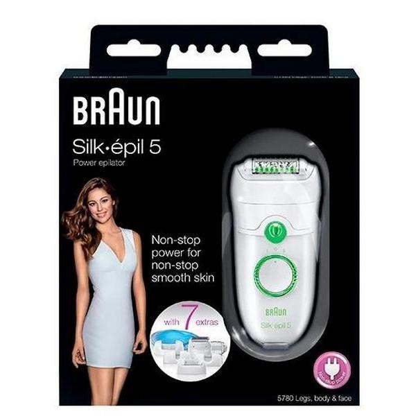 Epilyator Braun Silk-épil 5 - 5780