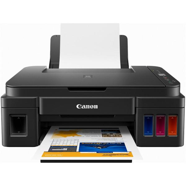 МФУ Принтер цветной струйный Canon Pixma G2415