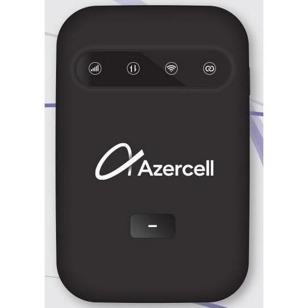 Wi-Fi router Azercell Data Mi-Fi 4G MF25