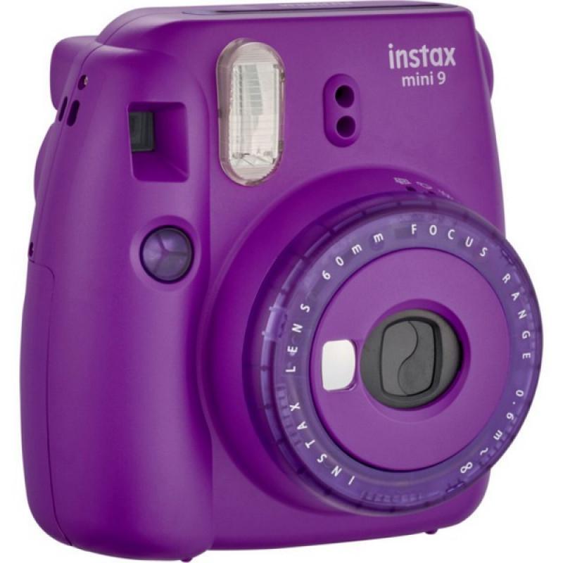 Ani çap fotoaparatı Fujifilm Instax mini 9 Clear Purple