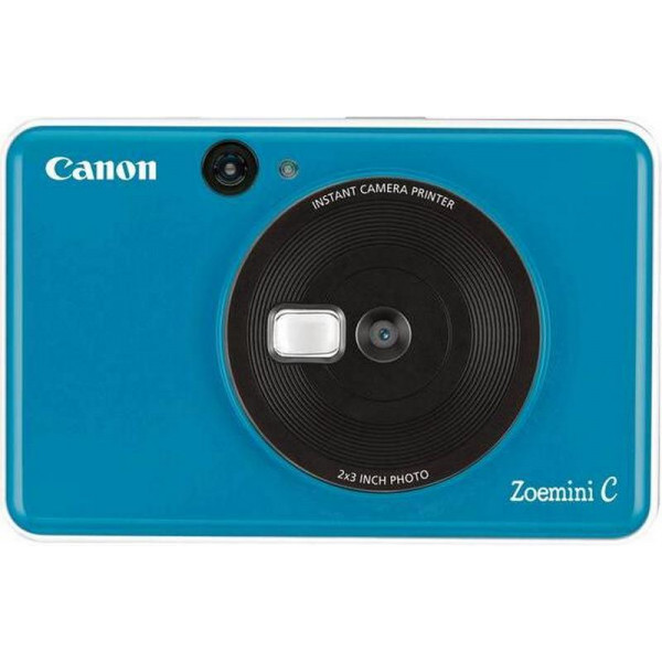 Портативная камера-принтер Canon Zoemini C Seaside Blue
