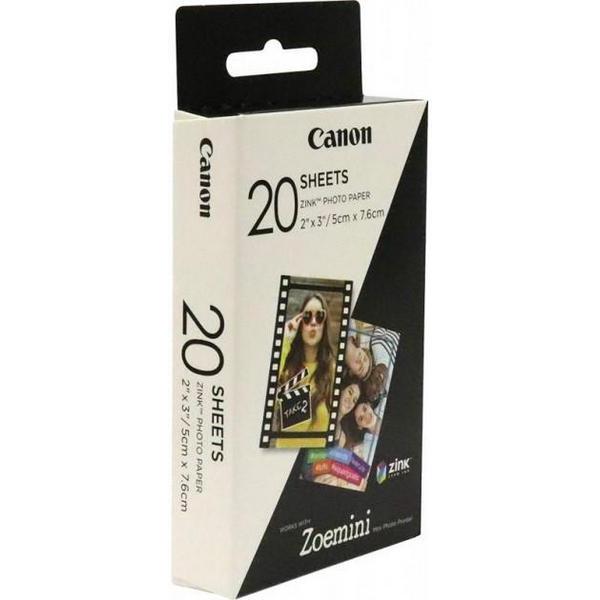 Фотобумага Canon Zink Zoemini Paper 20