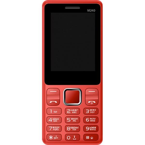 Телефон Jinga M240 Dual Sim Red