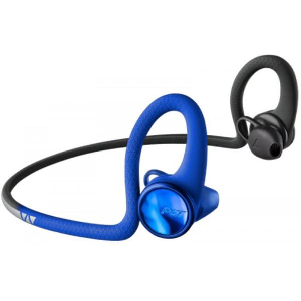 Bluetooth-qarnitur Plantronics Bluetooth BackBeat Fit 2100 (212202-99) Blue