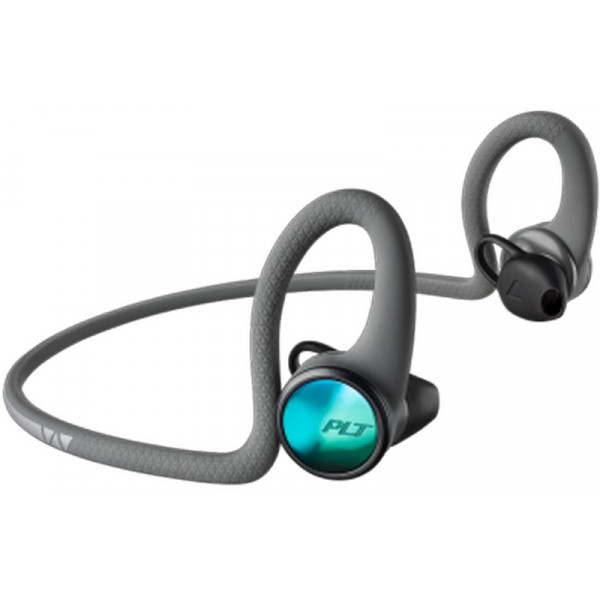 Bluetooth-qarnitur Plantronics Bluetooth BackBeat Fit 2100 (212201-99) Grey
