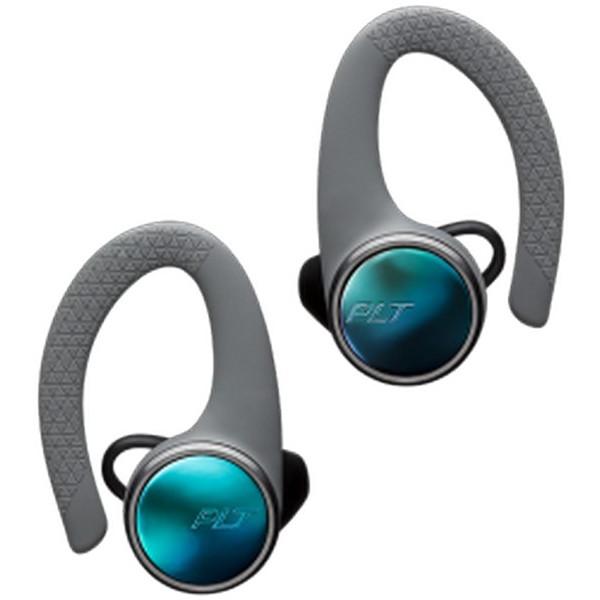 Bluetooth-qarnitur Plantronics Bluetooth BackBeat FIT 3100 Grey (211856-99)