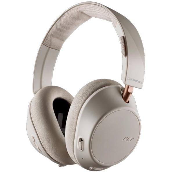 Bluetooth-Qulaqlıq Plantronics BackBeat GO 810 Bone White (211822-99)