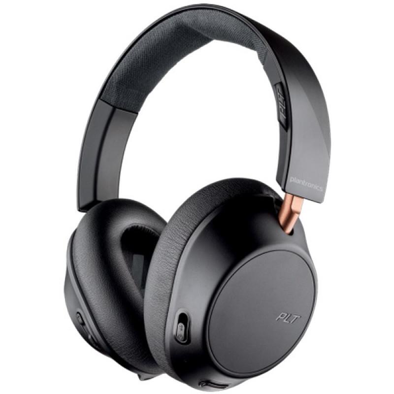 Bluetooth-наушники Plantronics BackBeat GO 810 Graphite Black (211820-99)