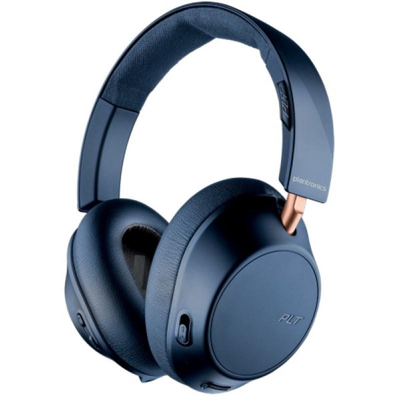 Bluetooth-наушники Plantronics BackBeat GO 810 Navy Blue (211821-99)