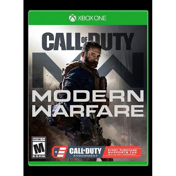 Oyun Call of Duty: Modern Warfare (2019)