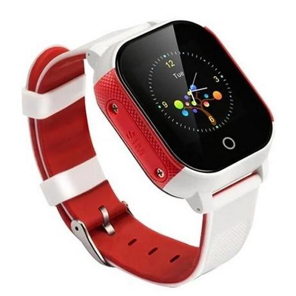 Smart saat Smartwatch Wonlex FA 23 Red
