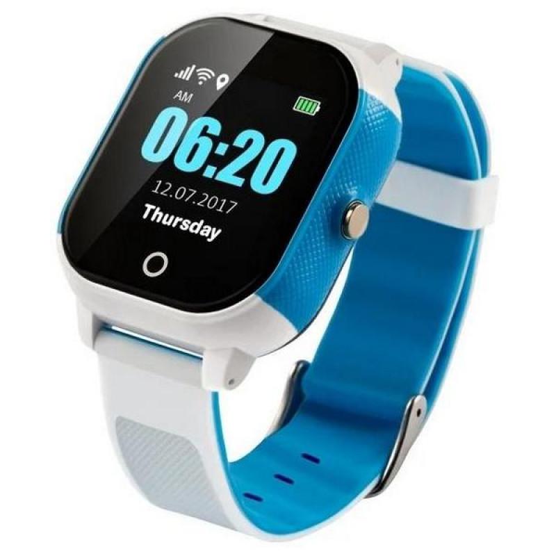 Ağıllı saat Smartwatch Wonlex FA 23 Blue