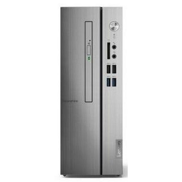 Kompüter Lenovo Desktop IC510S-07ICB/i3-8100/4GB/1TB/DVD/DOS (90K800J2RU)