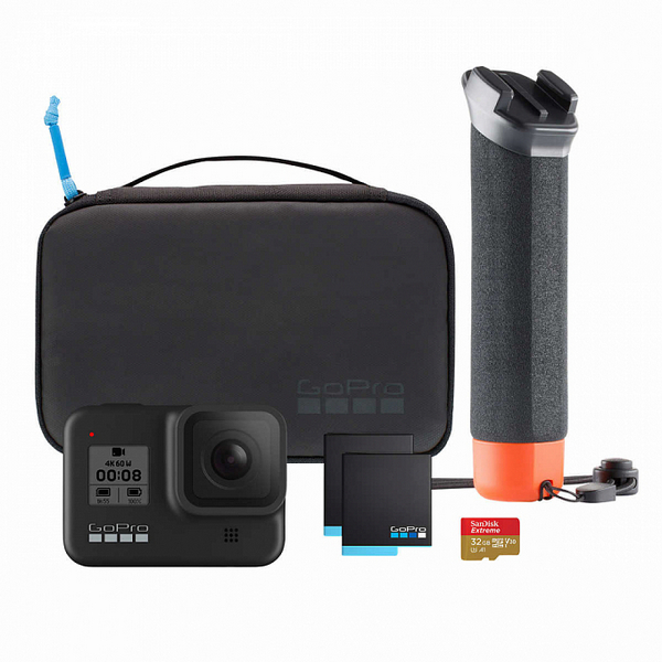 Ekşn-kamera GoPro HERO 8 Black Special Bundle