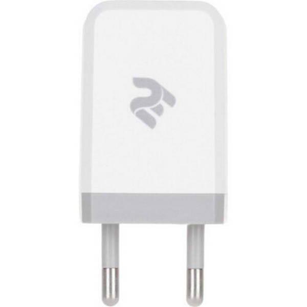 Enerji yığma cihazı 2E USB Wall Charger 1A White