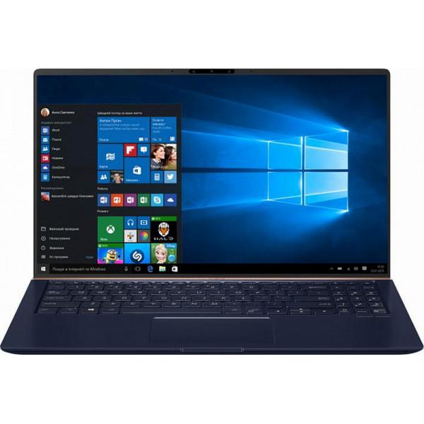 Noutbuk Asus Zenbook UX533FD-A8081T 14''/i5-8265U/8GB/512GB SSD/GTX1050 2GB/W10/Blue