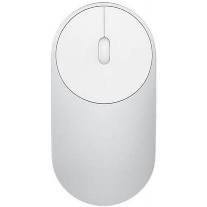 Беспроводная мышь XIAOMI Mi Portable Mouse Silver