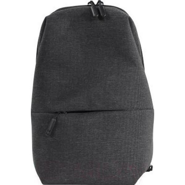 Noutbuk üçün bel çantası Xiaomi Mi City Sling Bag ZJB4069GL Dark Grey