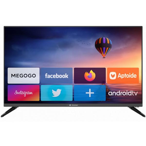 HD Телевизор 32'' Smart TV Zimmer ZM-TVSH3245
