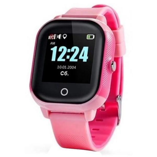 Smart saat Smartwatch Wonlex FA 23 Pink