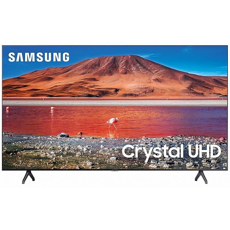 4K UHD Телевизор 43 Smart TV Samsung UE43TU7100UXRU