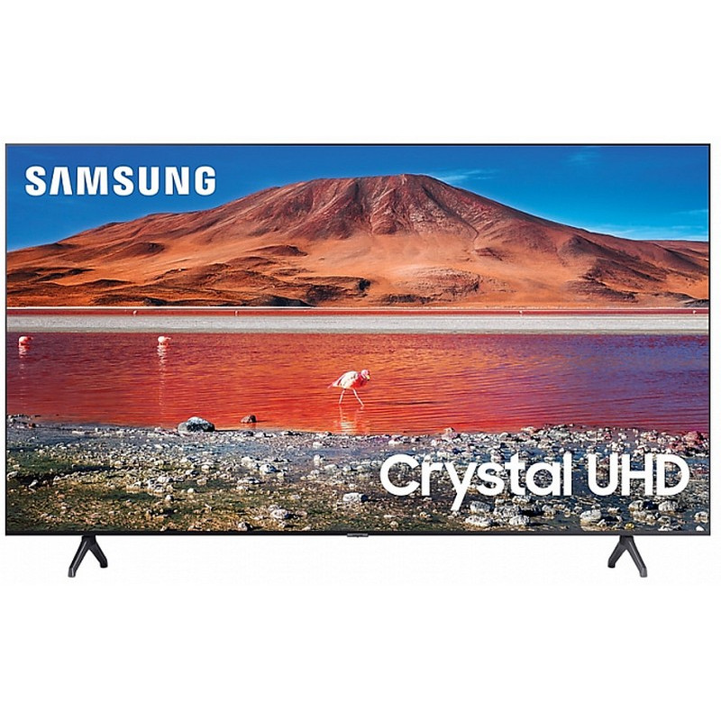 4K UHD Телевизор 43 Smart TV Samsung UE43TU7140UXRU