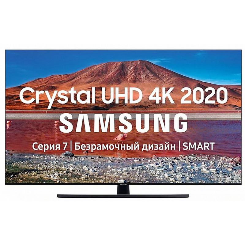 4K UHD Телевизор 75 Smart TV Samsung UE75TU7500UXRU