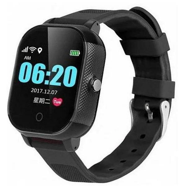 Smart saat Smartwatch Wonlex FA 23 Black
