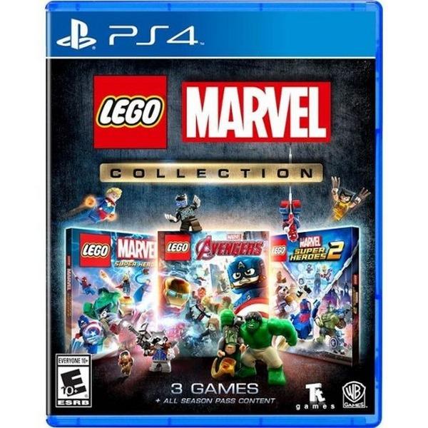 Oyun LEGO Marvel Collection (2019)