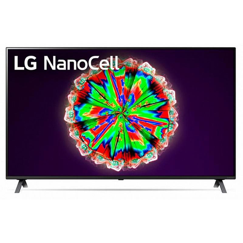 4K UHD Televizor 55 Smart TV LG 55NANO806NA