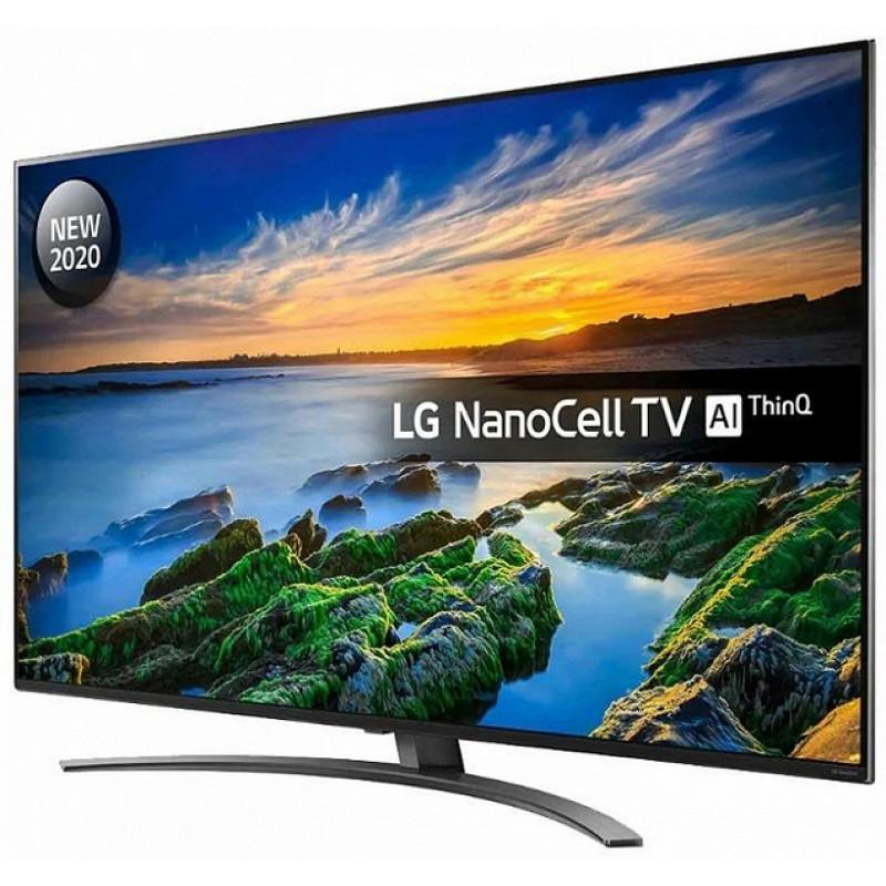 4K UHD Televizor 55 Smart TV LG 55NANO866NA