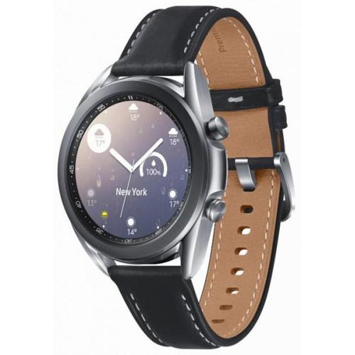 Ağıllı saat Samsung Galaxy Watch3 41mm Mystic Silver