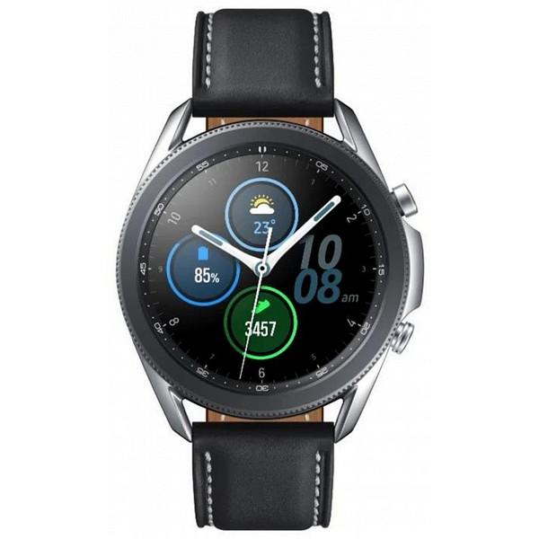 Ağıllı saat Samsung Galaxy Watch3 45mm Mystic Silver