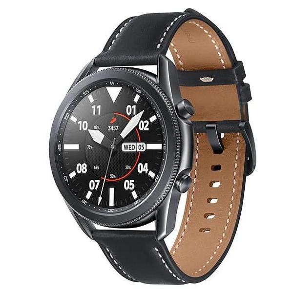 Ağıllı saat Samsung Galaxy Watch3 45mm Mystic Black