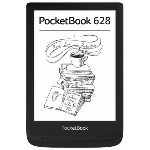 Elektron kitab e-reader Pocketbook 628 Black