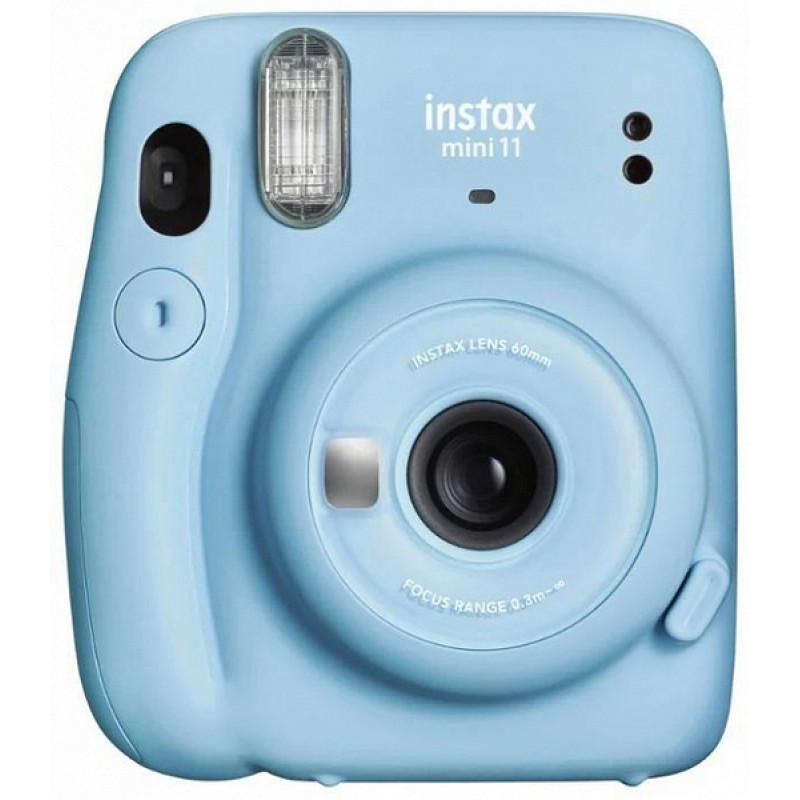 Ani çap fotoaparatı Fujifilm Instax mini 11 Sky Blue