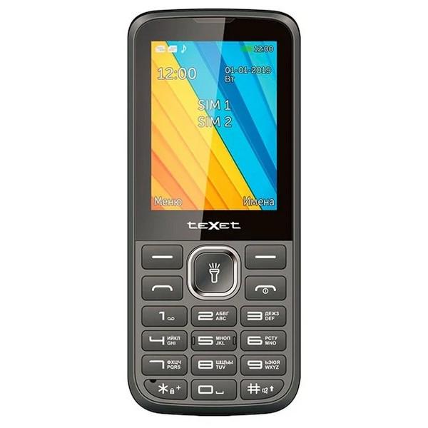 Телефон Texet TM-213 Black