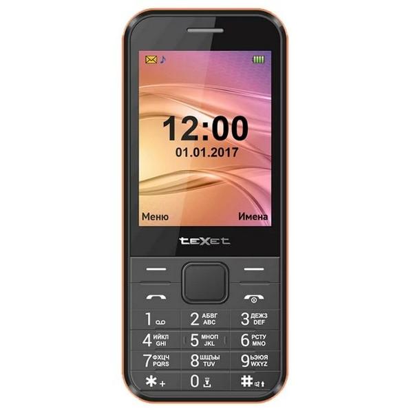 Телефон Texet TM-302 Black